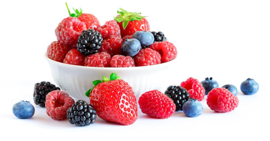 Efectos beneficios de las berries en la salud